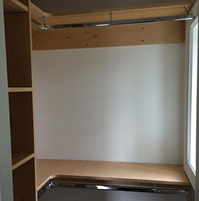 Closet Design & Installation, NJ